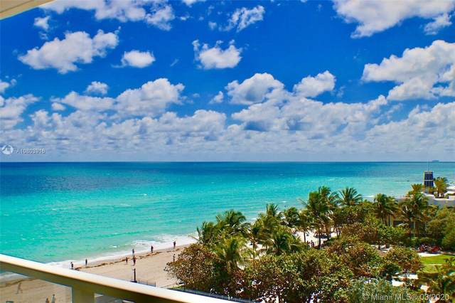 2751 S Ocean Dr 707S, Hollywood, FL 33019 (MLS #A10803916) :: ONE Sotheby's International Realty