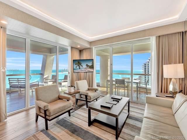 551 N Fort Lauderdale Beach Blvd R1814, Fort Lauderdale, FL 33304 (MLS #A10804034) :: Carole Smith Real Estate Team