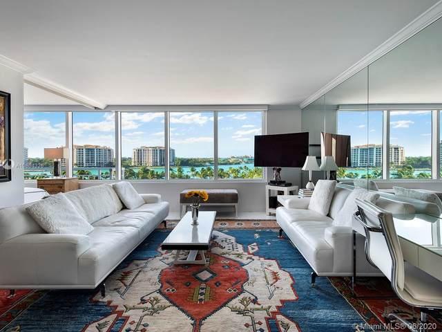 400 S Pointe Dr #605, Miami Beach, FL 33139 (MLS #A10804326) :: Berkshire Hathaway HomeServices EWM Realty