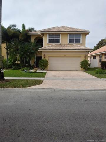 1360 NW 185th Ter, Pembroke Pines, FL 33029 (MLS #A10804415) :: Castelli Real Estate Services