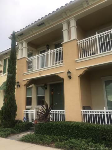 4235 Cascada Cir #4235, Cooper City, FL 33024 (MLS #A10804566) :: Green Realty Properties