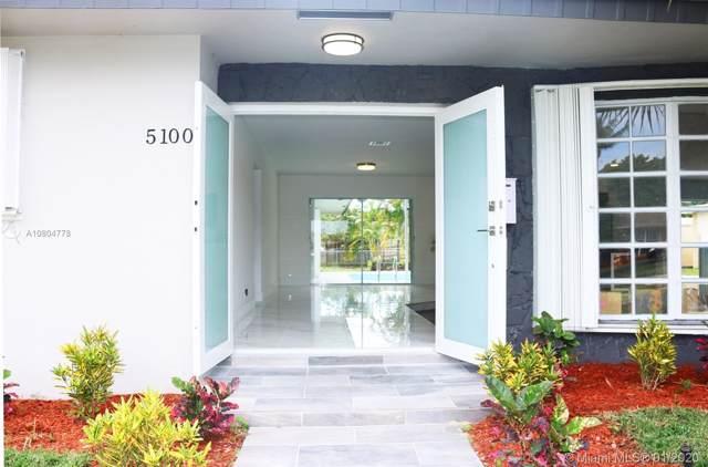 5100 Jefferson St, Hollywood, FL 33021 (MLS #A10804778) :: Green Realty Properties