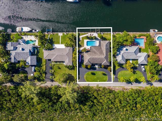 12640 Virtudes St, Coral Gables, FL 33156 (MLS #A10805088) :: Grove Properties