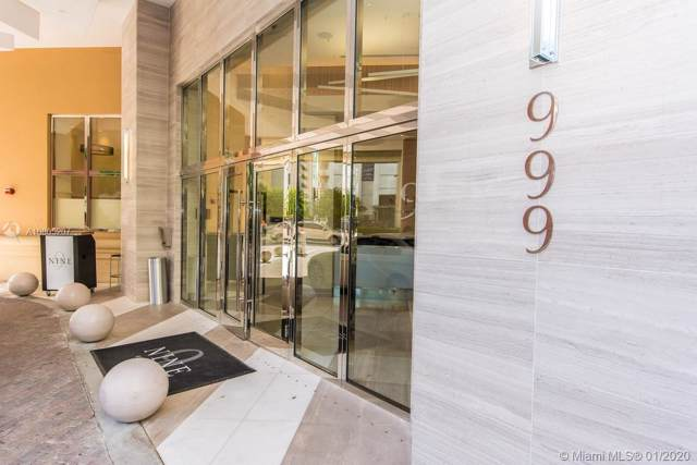 999 SW 1st Ave #2803, Miami, FL 33130 (MLS #A10805207) :: The Teri Arbogast Team at Keller Williams Partners SW
