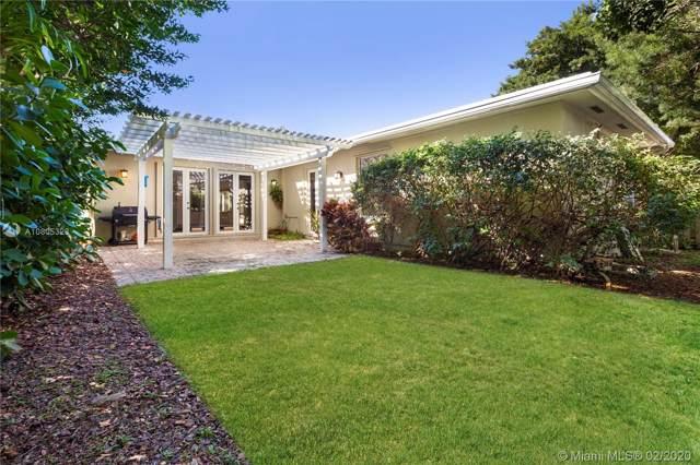 9041 Froude Ave, Surfside, FL 33154 (MLS #A10805323) :: Berkshire Hathaway HomeServices EWM Realty
