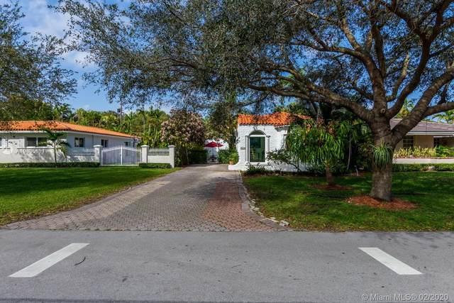 1517 Palancia Ave, Coral Gables, FL 33146 (MLS #A10805691) :: Albert Garcia Team