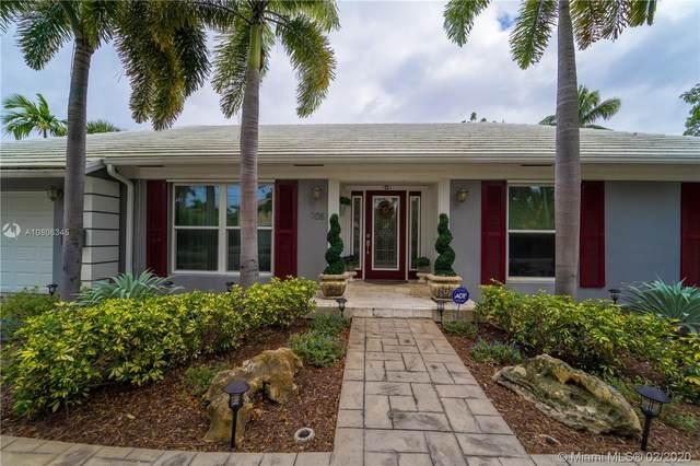 708 SE 25th Ave, Pompano Beach, FL 33062 (MLS #A10806345) :: Grove Properties