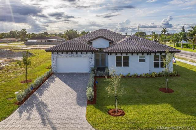 29128 SW 165 AVE, Homestead, FL 33030 (MLS #A10806751) :: The Jack Coden Group