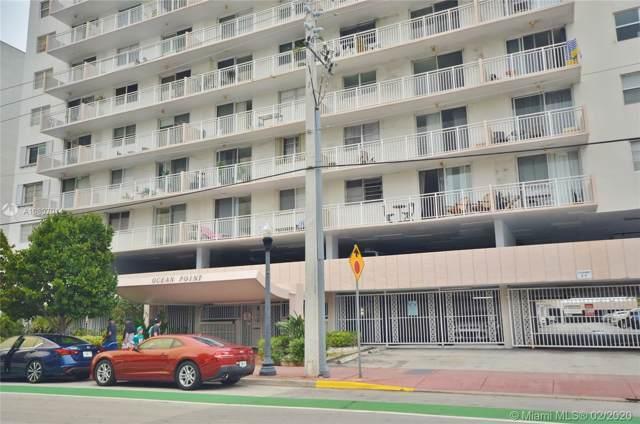 345 Ocean Dr #401, Miami Beach, FL 33139 (MLS #A10807014) :: The Howland Group