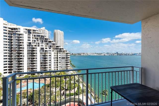 770 Claughton Island Dr #1413, Miami, FL 33131 (MLS #A10807205) :: Berkshire Hathaway HomeServices EWM Realty