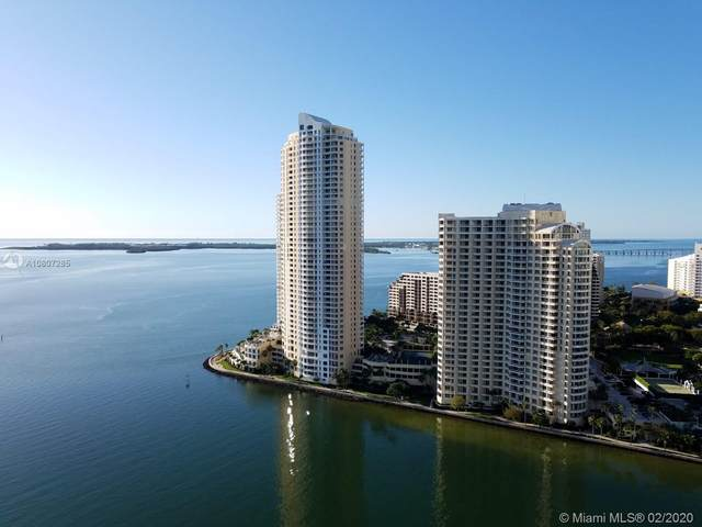 335 S Biscayne Blvd #2903, Miami, FL 33131 (MLS #A10807285) :: The Jack Coden Group