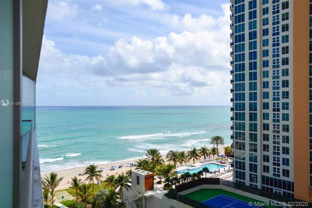 18975 Collins Ave #805, Sunny Isles Beach, FL 33160 (MLS #A10807421) :: Berkshire Hathaway HomeServices EWM Realty