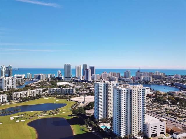 1755 E Hallandale Beach Blvd 2103E, Hallandale Beach, FL 33009 (MLS #A10807699) :: Prestige Realty Group