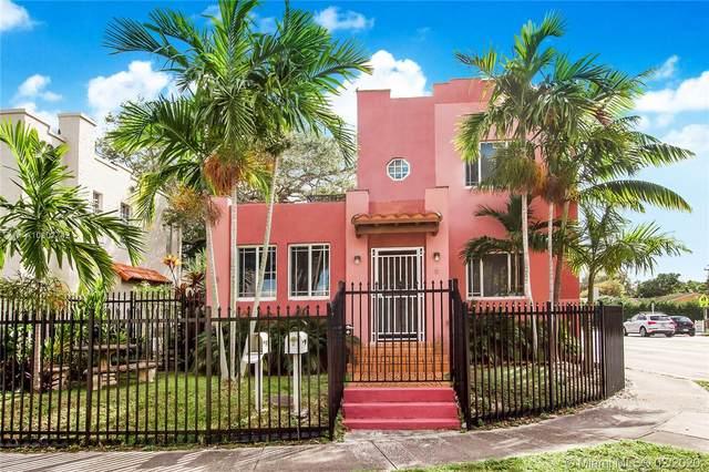 6 NE 50th St, Miami, FL 33137 (MLS #A10807742) :: Prestige Realty Group