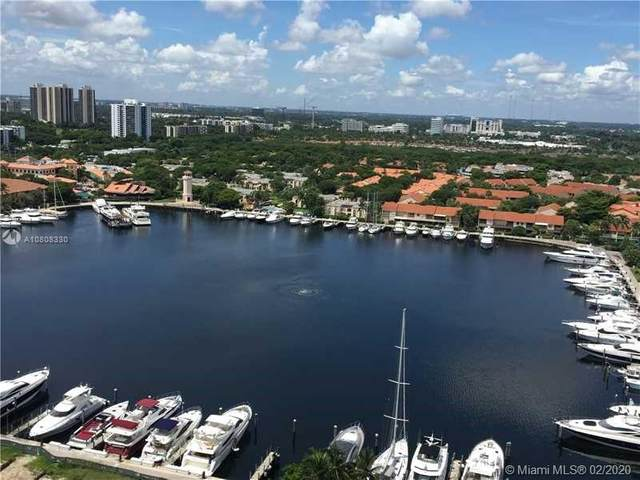 21055 Yacht Club Dr #2204, Aventura, FL 33180 (MLS #A10808330) :: THE BANNON GROUP at RE/MAX CONSULTANTS REALTY I