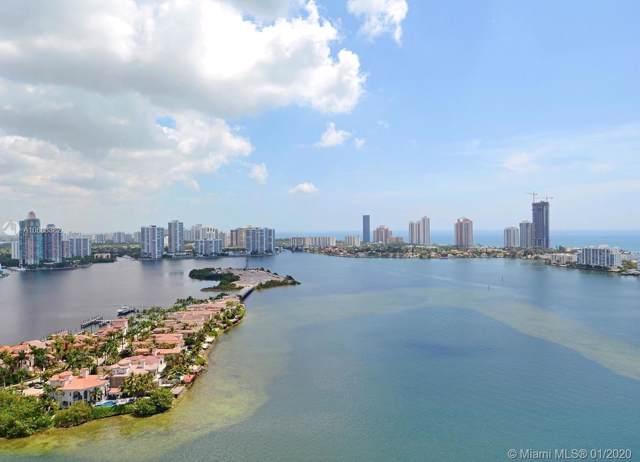 2800 Island Blvd #2903, Aventura, FL 33160 (MLS #A10808382) :: Kurz Enterprise