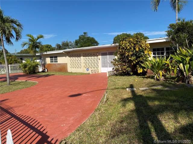 2015 NE 185th Ter, North Miami Beach, FL 33179 (MLS #A10808523) :: Green Realty Properties