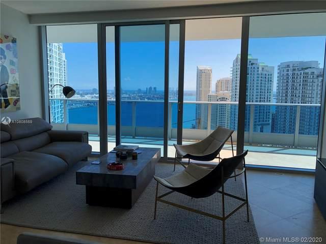 200 Biscayne Blvd Way #3303, Miami, FL 33131 (MLS #A10808569) :: The Teri Arbogast Team at Keller Williams Partners SW