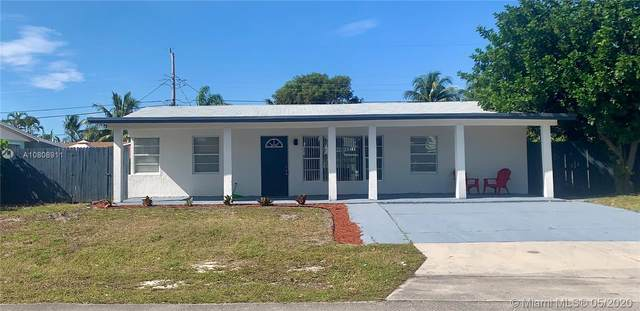 2751 NE 11th Ave, Pompano Beach, FL 33064 (MLS #A10808911) :: THE BANNON GROUP at RE/MAX CONSULTANTS REALTY I