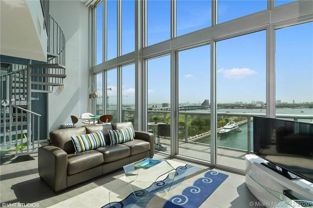 888 Biscayne Blvd #1103, Miami, FL 33132 (MLS #A10809051) :: Prestige Realty Group