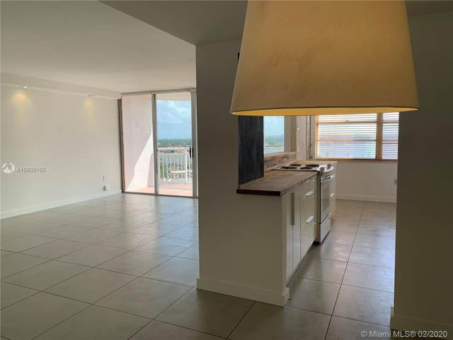 18011 NE Biscayne Blvd #1601, Aventura, FL 33160 (MLS #A10809163) :: Berkshire Hathaway HomeServices EWM Realty
