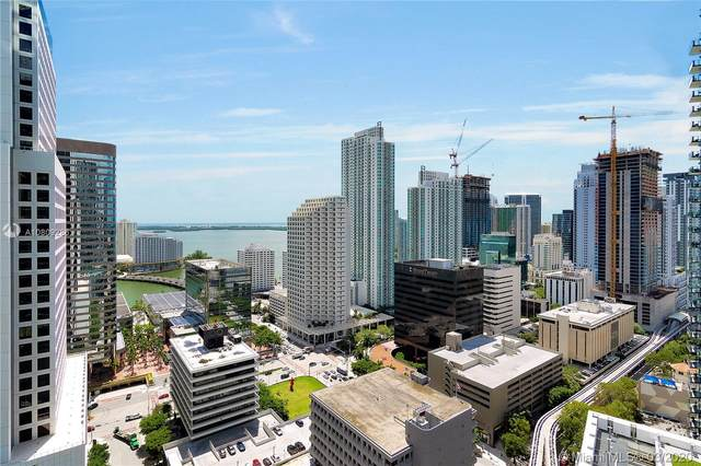 68 SE 6th St #2501, Miami, FL 33131 (MLS #A10809286) :: The Teri Arbogast Team at Keller Williams Partners SW