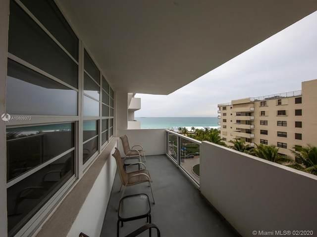100 Lincoln Rd #830, Miami Beach, FL 33139 (MLS #A10809372) :: The Paiz Group