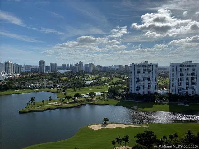 3625 N Country Club Dr Ph9, Aventura, FL 33180 (MLS #A10810173) :: Green Realty Properties