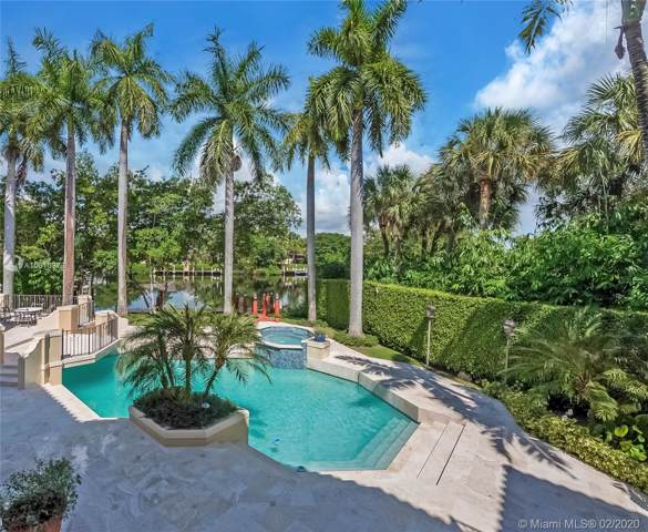 380 Isla Dorada Blvd, Coral Gables, FL 33143 (MLS #A10810372) :: The Riley Smith Group