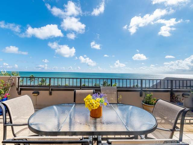 201 Crandon Blvd #741, Key Biscayne, FL 33149 (MLS #A10810418) :: Re/Max PowerPro Realty