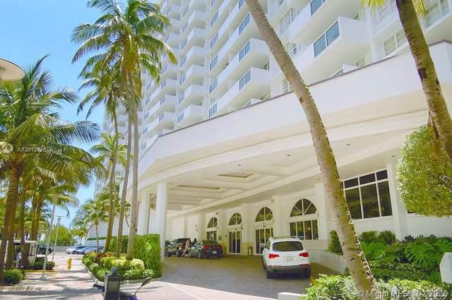 100 Lincoln Rd #423, Miami Beach, FL 33139 (MLS #A10810926) :: The Paiz Group