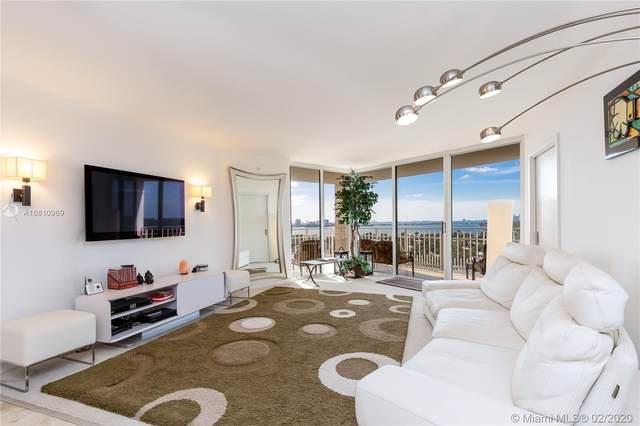 2000 Towerside Ter #1204, Miami, FL 33138 (MLS #A10810969) :: Berkshire Hathaway HomeServices EWM Realty
