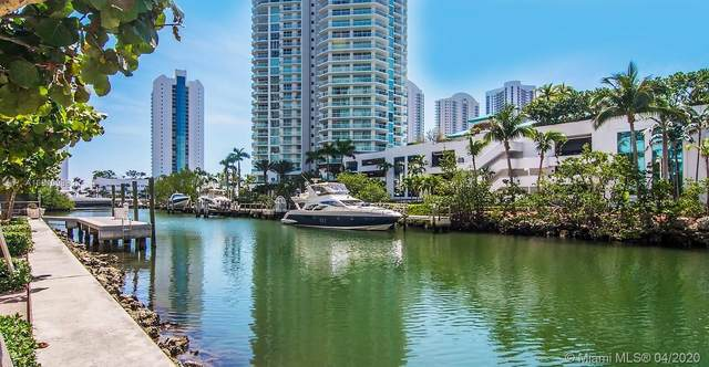 250 Sunny Isles Blvd #1806, Sunny Isles Beach, FL 33160 (MLS #A10810988) :: The Teri Arbogast Team at Keller Williams Partners SW
