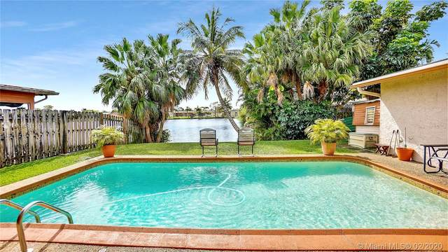 12030 NW 32nd Mnr, Sunrise, FL 33323 (MLS #A10811101) :: Berkshire Hathaway HomeServices EWM Realty