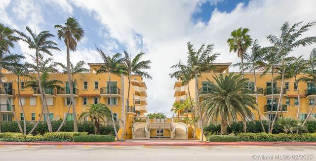 8888 Collins Ave #105, Surfside, FL 33154 (MLS #A10811141) :: ONE Sotheby's International Realty