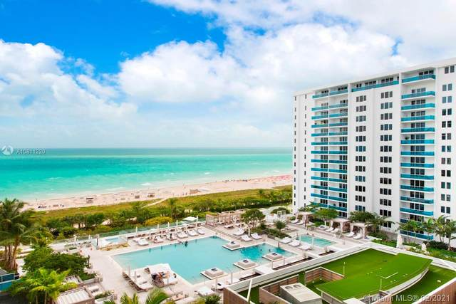 102 24th St #912, Miami Beach, FL 33139 (MLS #A10811220) :: GK Realty Group LLC