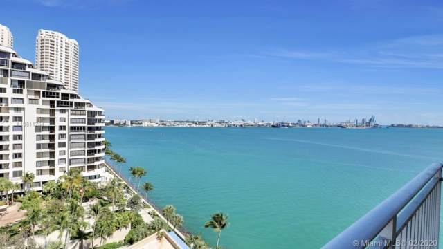 770 Claughton Island Dr #1213, Miami, FL 33131 (MLS #A10811264) :: Berkshire Hathaway HomeServices EWM Realty