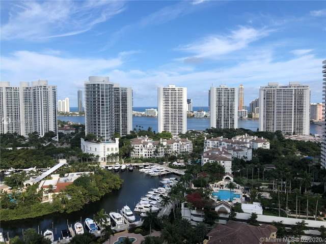 1000 W Island Blvd #2309, Aventura, FL 33160 (MLS #A10811277) :: The Paiz Group