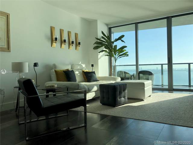 460 Ne 28th Street #3706, Miami, FL 33137 (MLS #A10811713) :: Berkshire Hathaway HomeServices EWM Realty
