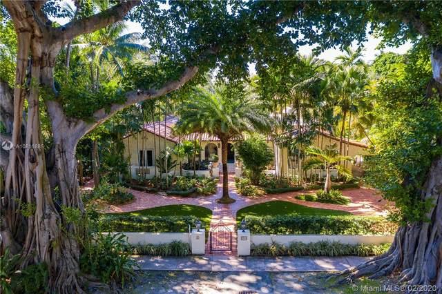 2710 Columbus Blvd, Coral Gables, FL 33134 (MLS #A10811885) :: Green Realty Properties