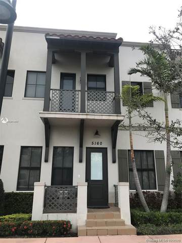 5160 NW 84th Ave #5160, Doral, FL 33166 (MLS #A10811902) :: THE BANNON GROUP at RE/MAX CONSULTANTS REALTY I