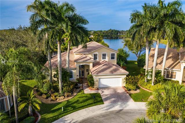 2711 Oakbrook Mnr, Weston, FL 33332 (MLS #A10811903) :: The Teri Arbogast Team at Keller Williams Partners SW