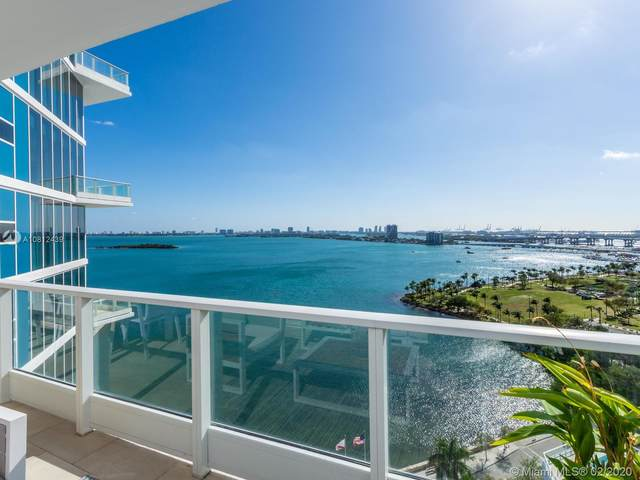2020 N Bayshore Dr #1603, Miami, FL 33137 (MLS #A10812439) :: Ray De Leon with One Sotheby's International Realty
