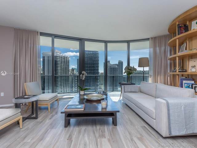 801 S Miami Ave #3501, Miami, FL 33130 (MLS #A10812488) :: Berkshire Hathaway HomeServices EWM Realty