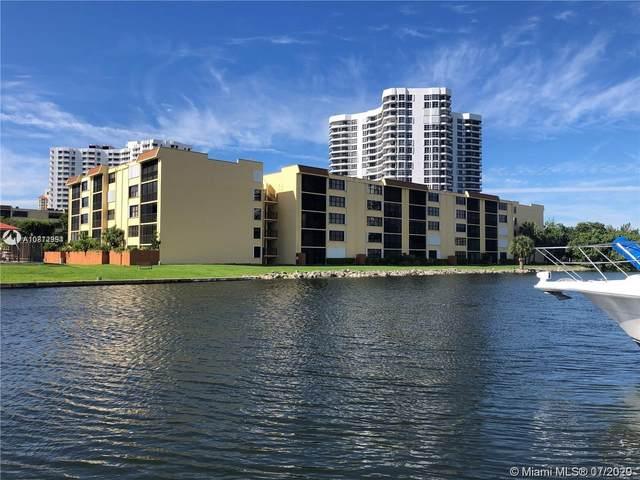 3440 NE 192 Nd St 3Q-A, Aventura, FL 33180 (MLS #A10812994) :: The Riley Smith Group