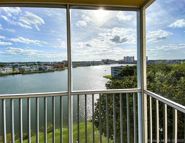 1750 NE 191st St 700-1, Miami, FL 33179 (MLS #A10813371) :: Berkshire Hathaway HomeServices EWM Realty