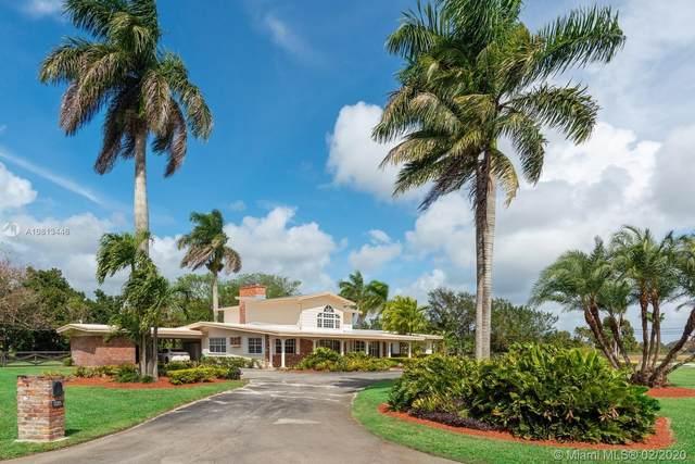 17205 SW 292nd St, Homestead, FL 33030 (MLS #A10813446) :: Green Realty Properties