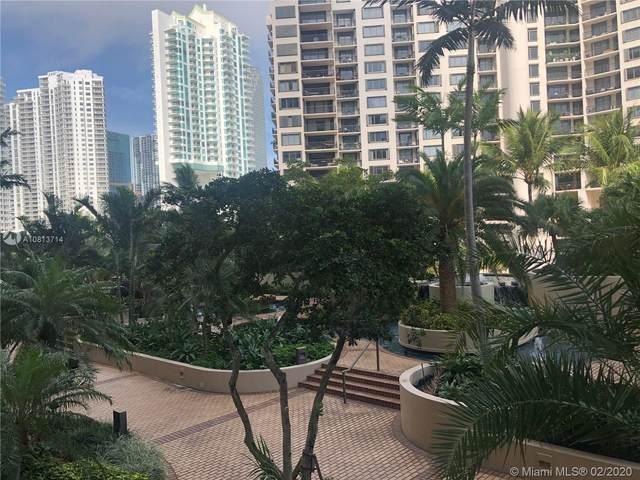 520 Brickell Key Dr A306, Miami, FL 33131 (MLS #A10813714) :: The Rose Harris Group
