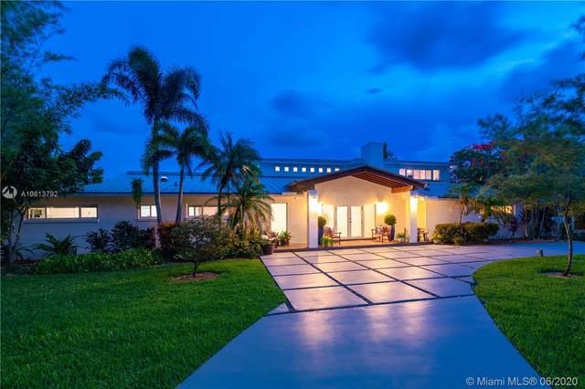 6460 SW 111th Dr, Pinecrest, FL 33156 (MLS #A10813792) :: Carole Smith Real Estate Team