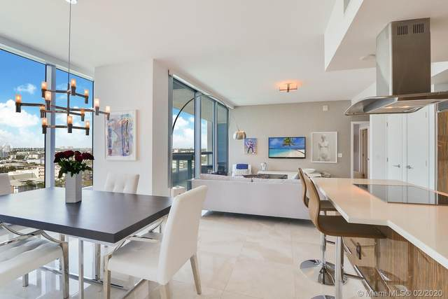 6899 Collins Ave #1010, Miami Beach, FL 33141 (MLS #A10814313) :: Green Realty Properties
